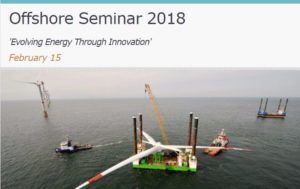 Offshore Seminar - update program